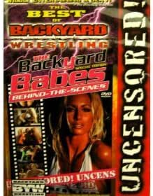 Amazon.com: THE BEST OF BACKYARD WRESTLING Special Edition ...