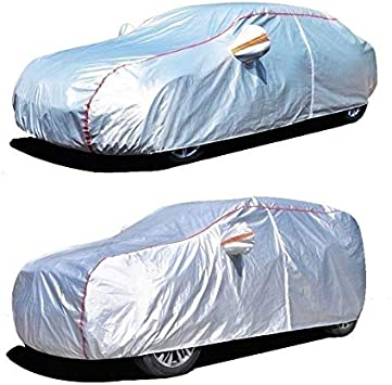 Color : CL550 Coupe LIAOMJ-Full Car Covers Sedan Cover Compatible with Mercedes Benz CLK200K SLK55 S550 CLA45 CLS63 S65 CL550 Coupe Durable Thicken Cover Rainproof Sun Protection