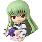 Bandai Tamashii Nations C.C.  quot;Code Geass quot; Chibi-Arts Action Figure
