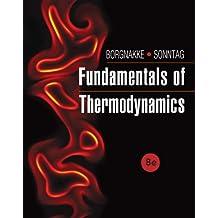 Fundamentals of Thermodynamics, 8th Edition
