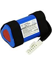 10200mAh / 37.74Wh High Capacity Replacement Battery for JBL Charge 4, Charge 4BLK