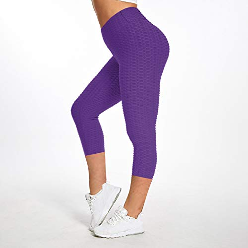 Lojitol High Waisted Leggings Tummy Control Women's Sweatpants Yoga Pants Workout