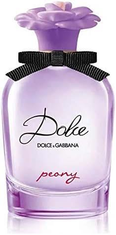 Dolce Peony By Dolce & Gabbana Eau De Parfum Spray 2.5 Oz