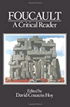 Foucault: A Critical Reader 1st (first)…