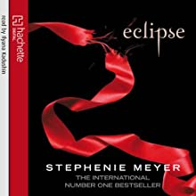 Eclipse: Twilight Series, Book 3 Audiobook by Stephenie Meyer Narrated by Ilyana Kadushin