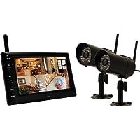 Frist Alert DWS-472 4 Channel Digital Wireless