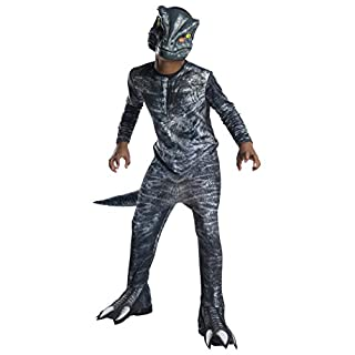 Rubie's Jurassic World: Fallen Kingdom Child's Velociraptor Costume, Small