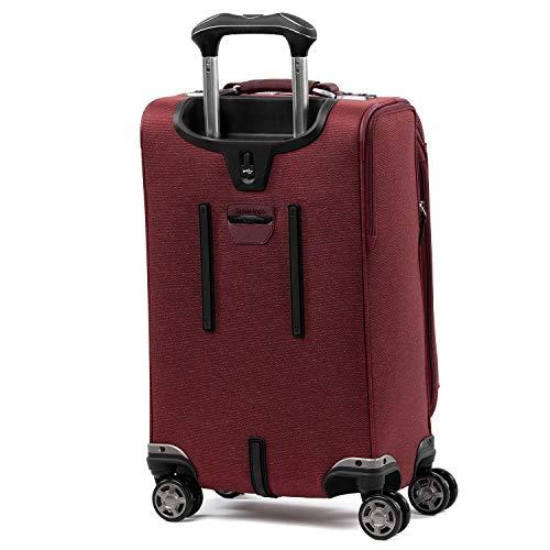 Carry-on luggage size. Travelpro Luggage Platinum Elite 21