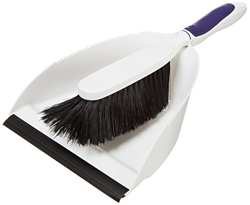 Rubbermaid Comfort Grip Duster and Dustpan Set (FG6C0100)
