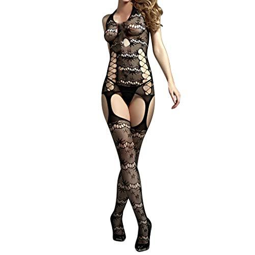 Ridkodg Babydoll Lingerie for Women,Sissy Lingerie Babydoll Underwear Body Stocking Sex Clubwear Suit