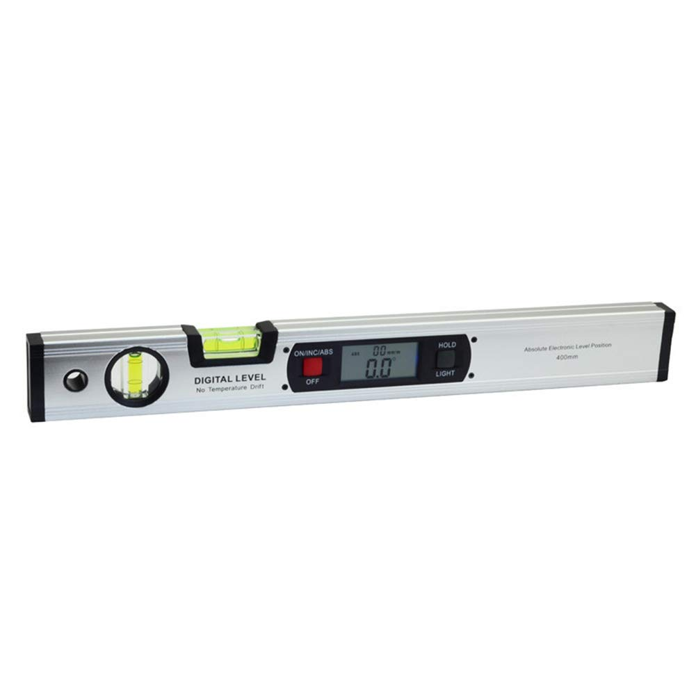 UCTOP STORE Inclinómetro vertical de alta precisión con ángulo ...