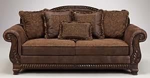 Signature Design by Ashley Bradington Truffle Sofa