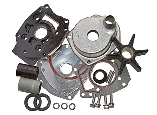 - SEI MARINE PRODUCTS- Compatible with Mercury Mariner Water Pump Kit 46-43024A7