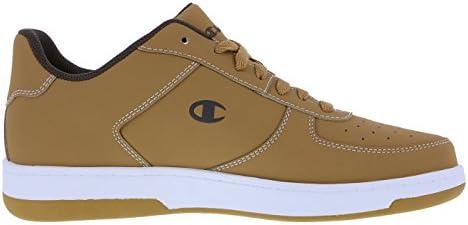 Chamois Men's Draft Low Court Shoe