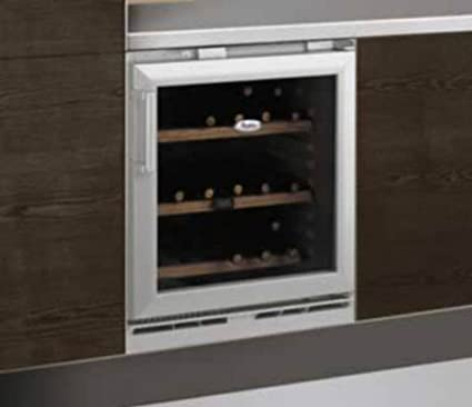 Whirlpool ARZ000W-LH - wine coolers (Built-in, Silver, 8 - 16 °C, A ...