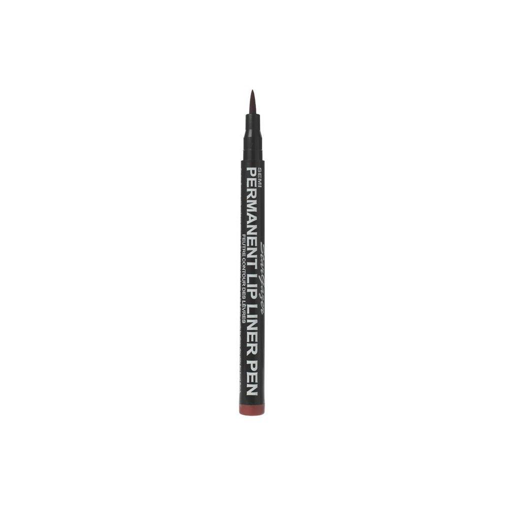 Stargazer Permanent Lip Liner Pen - Red 05 by Stargazer ...