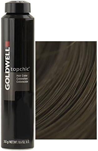 Goldwell Topchic 6na Dark Natural Ash Blonde - Tinte para el ...