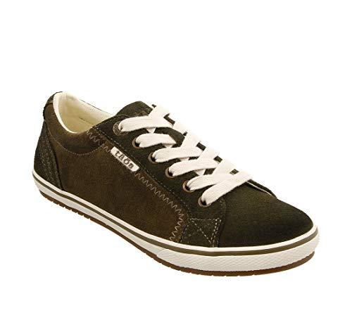 Olive Retro Taos Star Footwear Women's Dark Sneaker Multi qw61YSw
