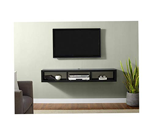 Wood & Style Floating TV Console 60