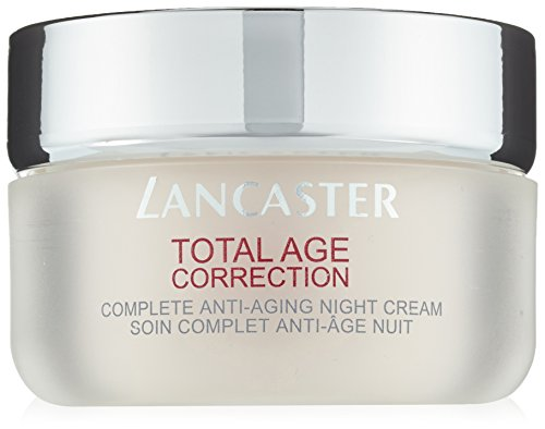Lancaster Total Age Correction Complete Anti-Aging Night Cream, 1.7 Ounce