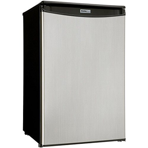 Premium Appliances Apartment Refrigerator Stainless