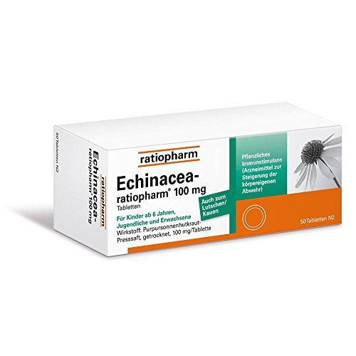 ECHINACEA-ratiopharm 100 mg, 50 St