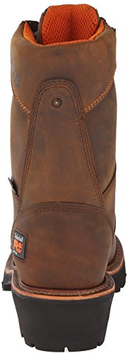 Timberland Pro Mens Rip Saw 9 Soft-Toe Waterproof Logger Boot