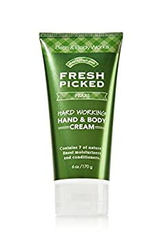 Bath Body Works Fresh Picked Pears Hand and Body Cream 6oz