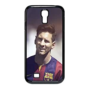 Samsung Galaxy S4 9500 Cell Phone Case Black hf60 lionel messi barca sports soccer LV7028124