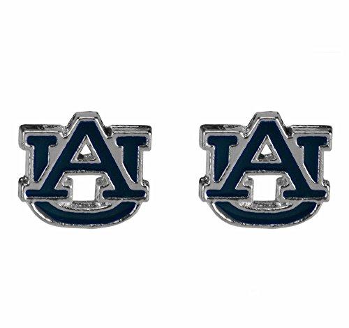 - SANDOL Auburn Tigers Logo Stud Earrings