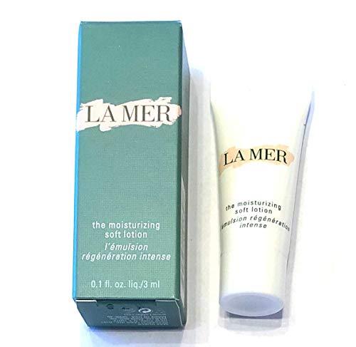 La Mer The Moisturizing Soft Lotion Travel Size .3ml - La Mer Moisturizing Lotion