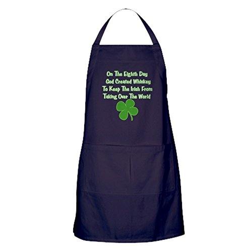 Bbq Cupsreviewcomplete Apron - CafePress Irish Whiskey Apron (dark) Kitchen Apron with Pockets, Grilling Apron, Baking Apron