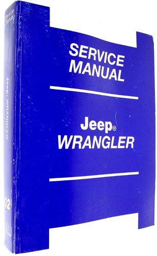 2002 Service Manual Jeep