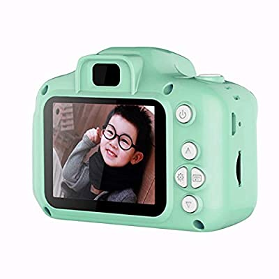 Rodalind HD Screen Chargable Digital Mini Camera Kids Cartoon Cute Camera Toys: Toys & Games
