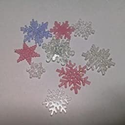 Amazon Co Jp レジン型 パジコ ソフトモールド 雪の結晶 ホビー