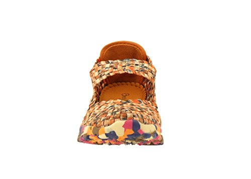 COCO ABRICOT - Sandalias de vestir para mujer Mandarine