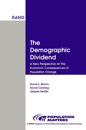 Demographic Dividend: New Perspective on Economic Consequences Population Change (Population Matters) (Population Matter