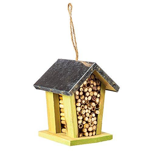 Bee Habitat Hanging Birdhouse
