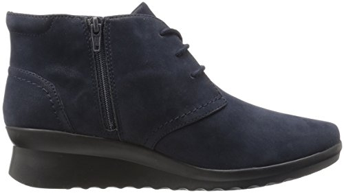 Caddell Cloudstepper Navy Hop Ankle Boot Women's Clarks 6vxw0qCE