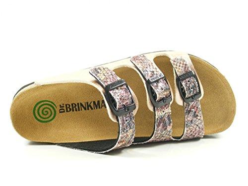 Dr. Brinkmann Mujeres Mujeres Zapatos Con Plantilla Rose / Multi Rose / Multi