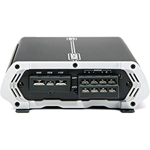 Kicker 43DXA2504 Car Audio 4 Channel Stereo Speaker Amplifier 500W Amp DXA250.4 (Certified Refurbished)