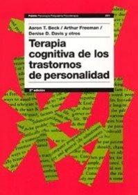 Descargar Libro Terapia Cognitiva De Los Trastornos De Personalidad Aaron T. Beck