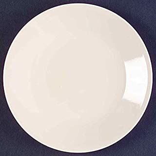 product image for Bread and Butter Plate, TransW Color(Light Biege), Size: 6-3/4-Inch, Sold as 4 Plates