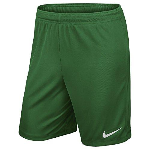 Pour Intérieur Nike Slip Ii Park Football Avec De Green Pine white Enfant Short xqSXzgwq