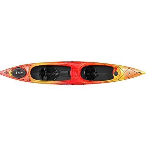 Old Town Dirigo Tandem Plus Recreational Kayak (Sunrise, 15 Feet 3 Inches)
