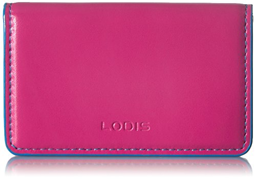 Lodis Audrey Rfid Mini Card Case, Hot (Lodis Mini Card Case)