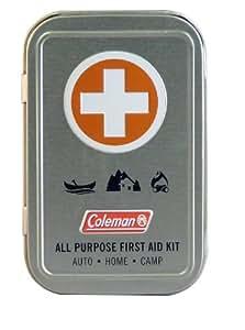 Coleman All Purpose 27 Piece First Aid Kit, Mini Travel Kit