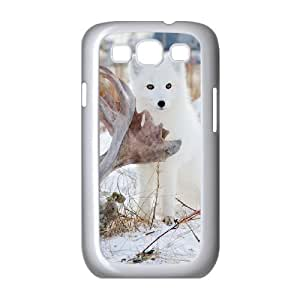 Cheap Case for Samsung Galaxy S3 I9300 - The Arctic Fox ( WKK-R-528751 )