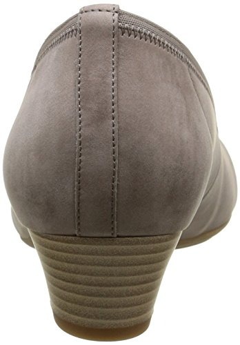 Braun 53 Comfort Donna Col Scarpe Gabor Tacco taupe Torba arg YUPwXHxq
