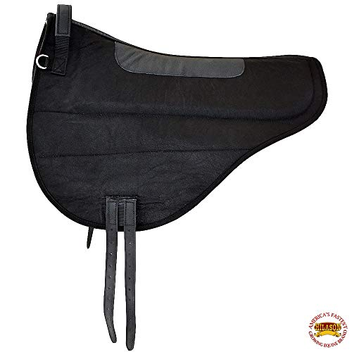 HILASON Western Pleasure Trail Riding Bareback Treeless Saddle Pad